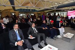 المؤتمر الصحفي في حلبة البحرين الدولية 2017