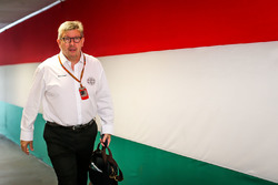 Ross Brawn, Motor Sports Formula One Managing Director