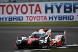 #7 Toyota Gazoo Racing Toyota TS050 Hybrid: Mike Conway, Kamui Kobayashi, José María López