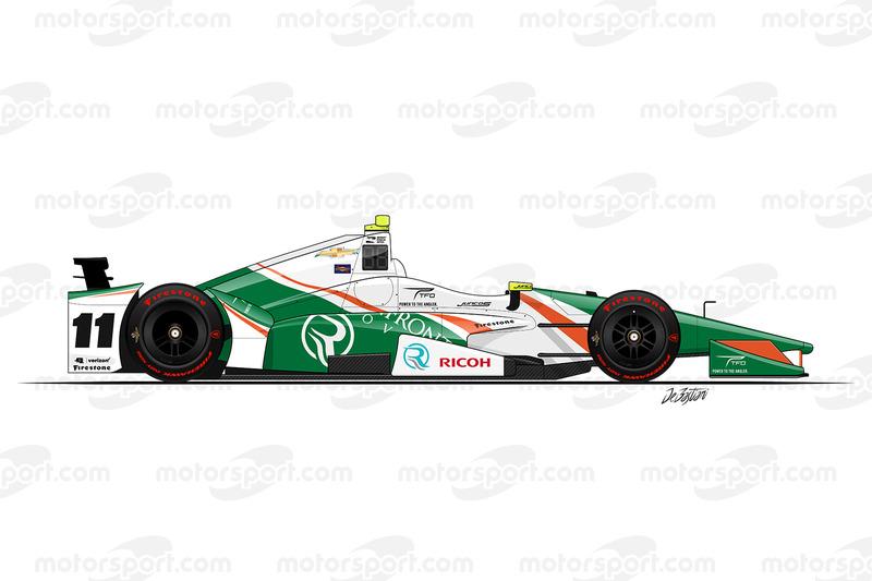 Спенсер Пигот, Juncos Racing Chevrolet