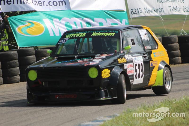 Daniel Wittwer, VW Golf, Autersa Racing Team