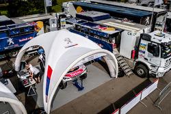 Zone de Peugeot Sport
