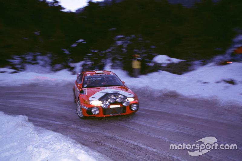 Томмі Мяккінен і Рісто Маннісенмякі, Mitsubishi Lancer Evolution VI