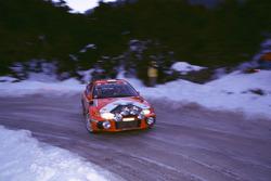 Tommi Makinen, Risto Mannisenmäki, Mitsubishi Lancer Evolution VI
