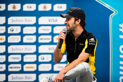 Press Conference:  Jean-Eric Vergne, Techeetah