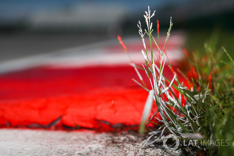 Randstein Circuit Gilles Villeneuve