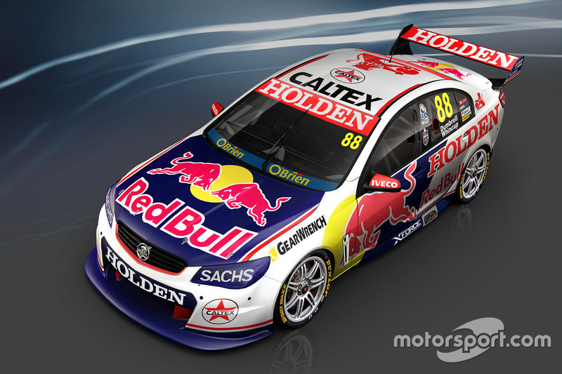 Red Bull Holden Racing Team
