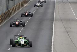 Alexander Sims, Double R Racing Dallara Mercedes
