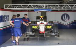 Trident garage