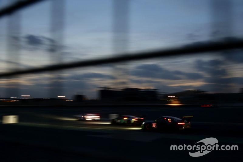 #80 APO Sport Porsche 991 Cup: Alex Osborne, James May, Paul May
