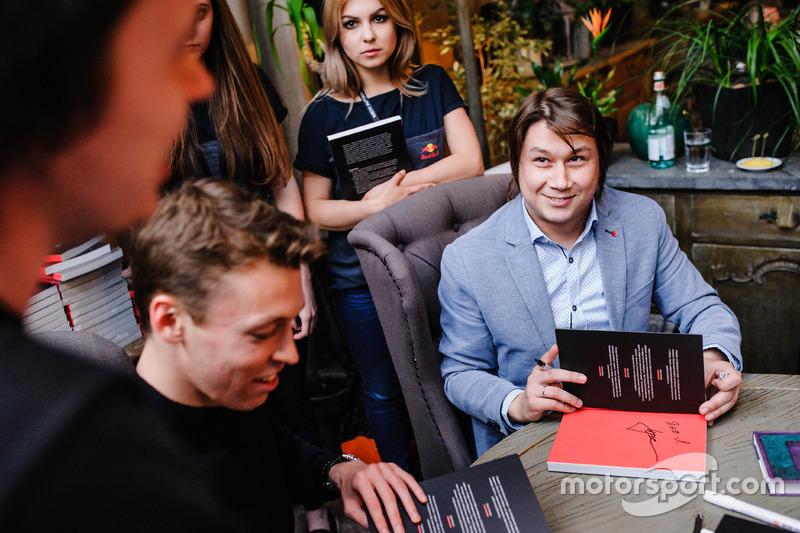 Олег Карпов и Даниил Квят