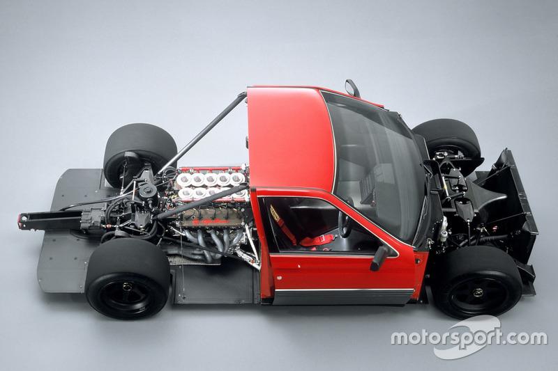 Alfa Romeo 164 ProCar