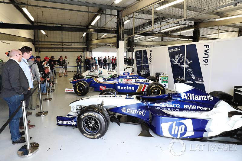 Williams FW 26 BMW