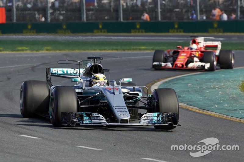 Para Mercedes también se acabó la racha de triunfos