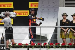 Podium: rhird place Daniel Ricciardo, Red Bull Racing