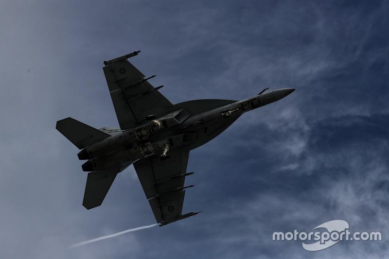 Un avion de l'Australian Air Force