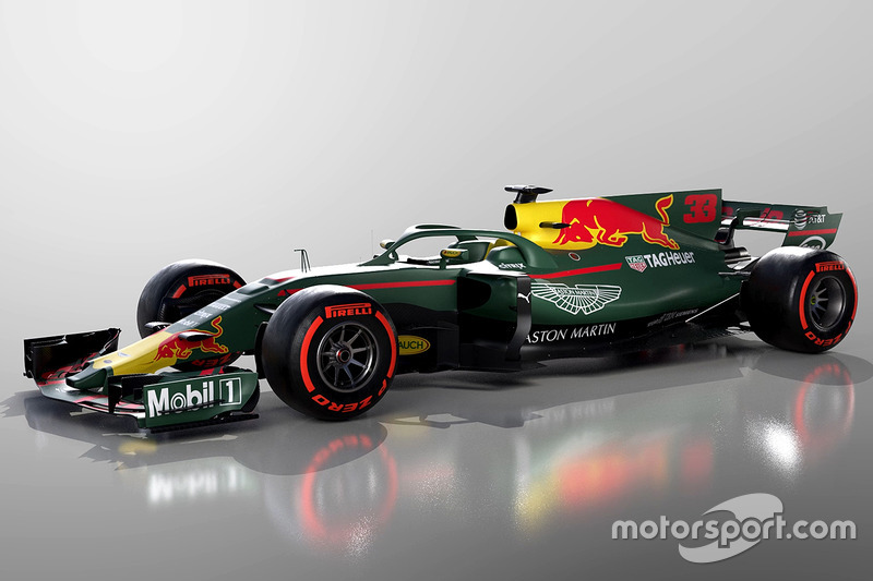 Aston Martin Red Bull Racing Livery Fantasy Render At Aston Martin