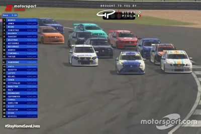 Veloce eEsports Pro Series R1 by Motorsport Games