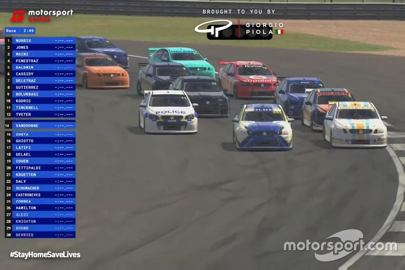 Veloce eEsports Pro Series Race screenshot