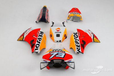 RC213V (Alex Marquez) studioshoot