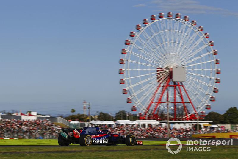 Verliezer 2: Scuderia Toro Rosso