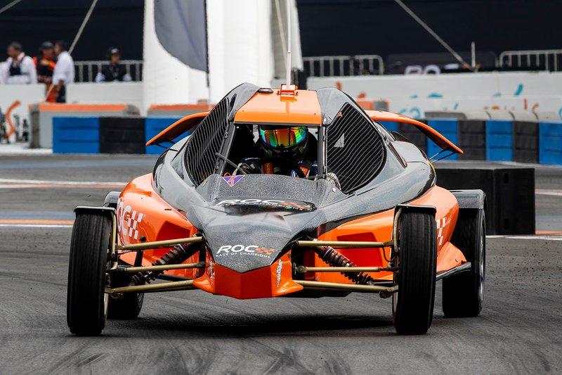 Johan Kristoffersson, ROC Car