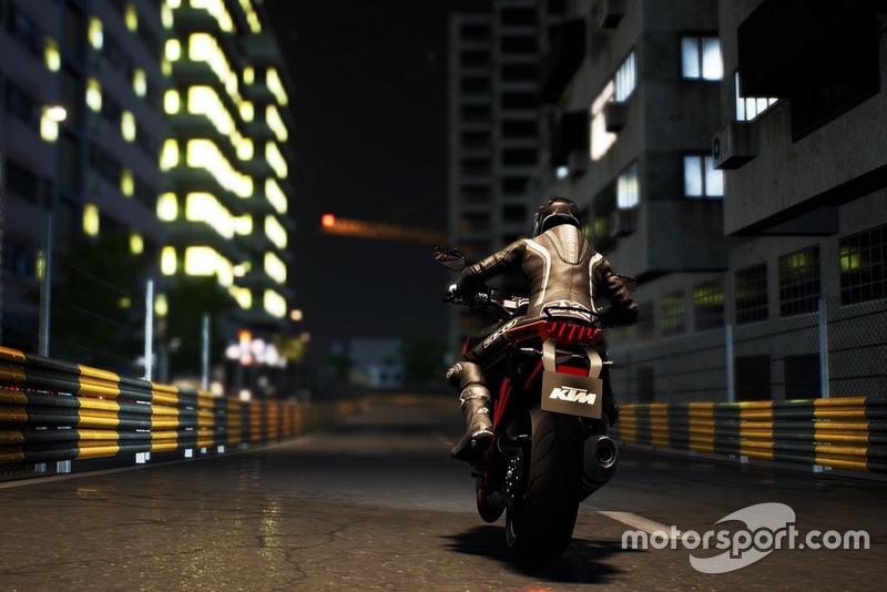 Screenshot de RIDE 3