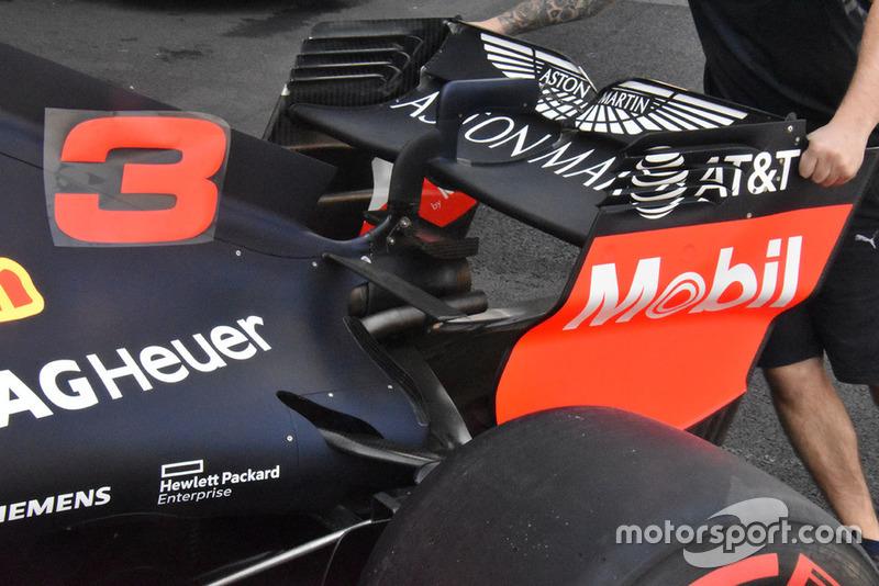 F1-es technikák Mexikóból - csütörtök