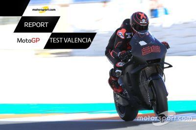 Valencia - novemberi teszt