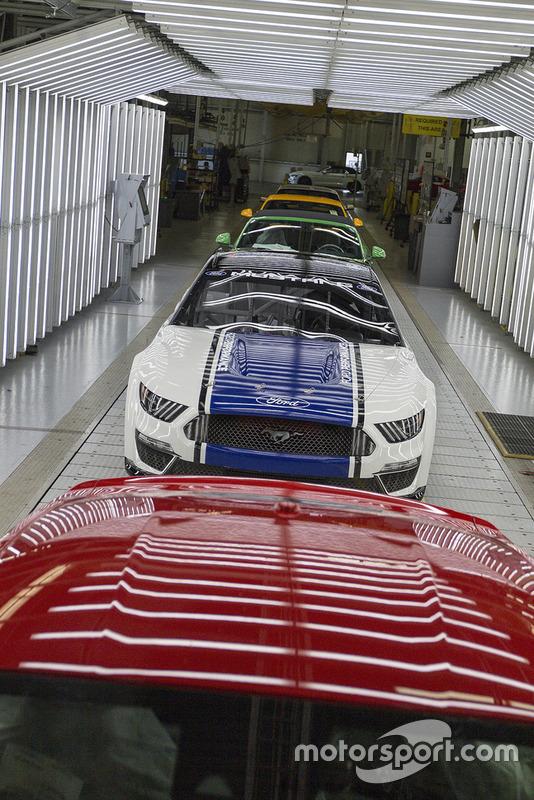La Ford Mustang per la Monster Energy NASCAR Cup Series 2019
