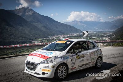 Peugeot Competition: Rally Coppa Valtellina