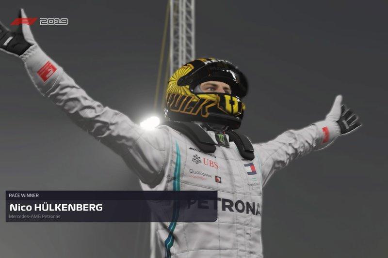 F1 2019: Nico Hulkenberg (Mercedes)