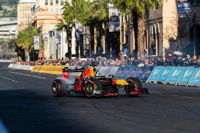 Red Bull Show Run: Cape Town
