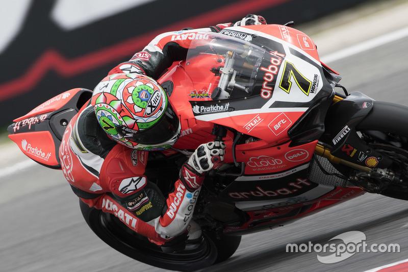 Chaz Davies, Aruba.it Racing - Ducati