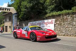 Roberto Ragazzi, Ferrari 458 Chall