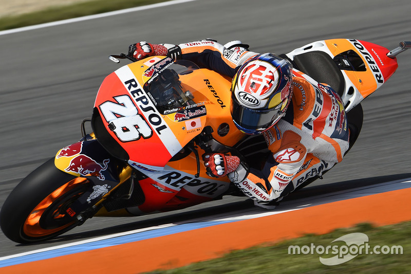 9. Dani Pedrosa, Repsol Honda Team