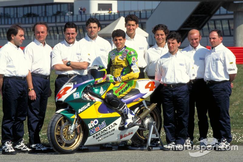 GP della Malesia 1997: il debutto del Gresini Racing
