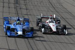 Тоні Канаан, Chip Ganassi Racing Chevrolet, Еліо Кастроневес, Team Penske Chevrolet