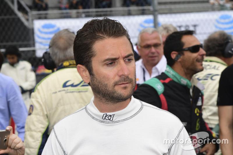 Toni Calderon, RGR Sport by Morand sporting director