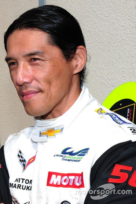 #50 Larbre Competition, Corvette C7.R: Yutaka Yamagishi