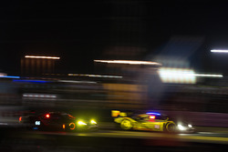 #66 Ford Performance Chip Ganassi Racing Ford GT: Sébastien Bourdais, Joey Hand, Dirk Müller, #50 Hi