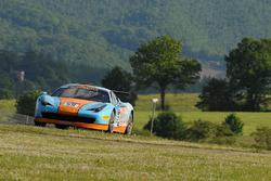 #59 Rossocorsa, Ferrari 458: John Farano