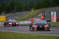 #1 Belgian Audi Club Team WRT Audi R8 LMS GT3: Laurens Vanthoor, Frederic Vervisch