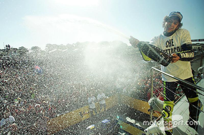 Campeón del mundo también con Yamaha