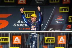 Podium race winner: Jamie Whincup, Triple Eight Race Engineering Holden