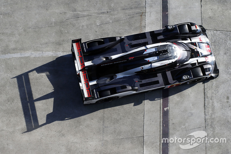 5. #1 Porsche Team Porsche 919 Hybrid: Timo Bernhard, Mark Webber, Brendon Hartley