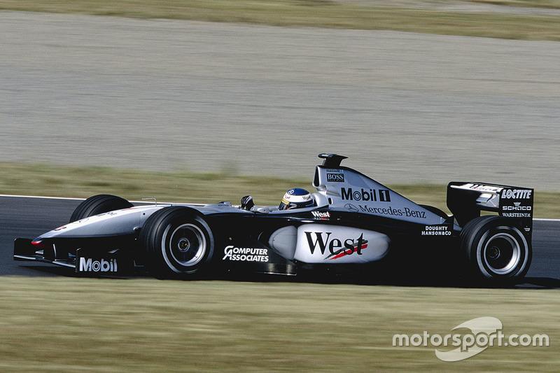 Мика Хаккинен, McLaren Mercedes