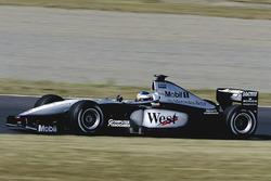 Міка Хаккінен, McLaren Mercedes