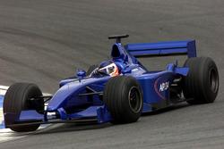 Gaston Mazzacane sigue la prueba Prost AP.04