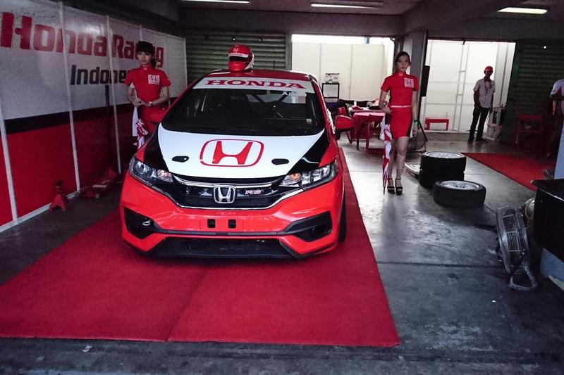 Alvin Bahar, Honda Racing Indonesia